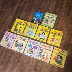 VTG Disney Books